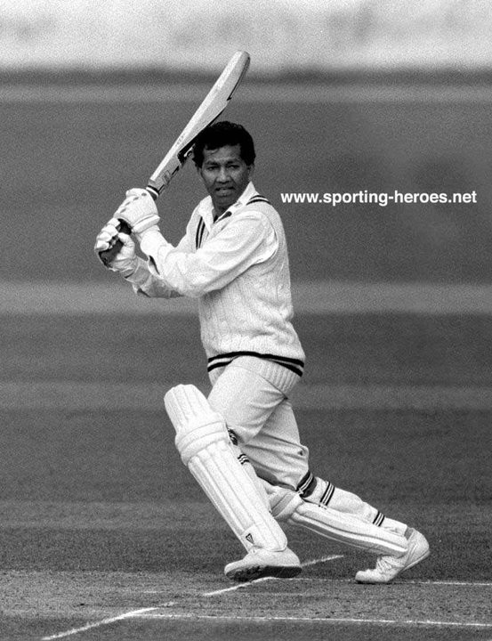 Alvin Kallicharran a modern day maestro! Alvin Kallicharran made batting look easy!
